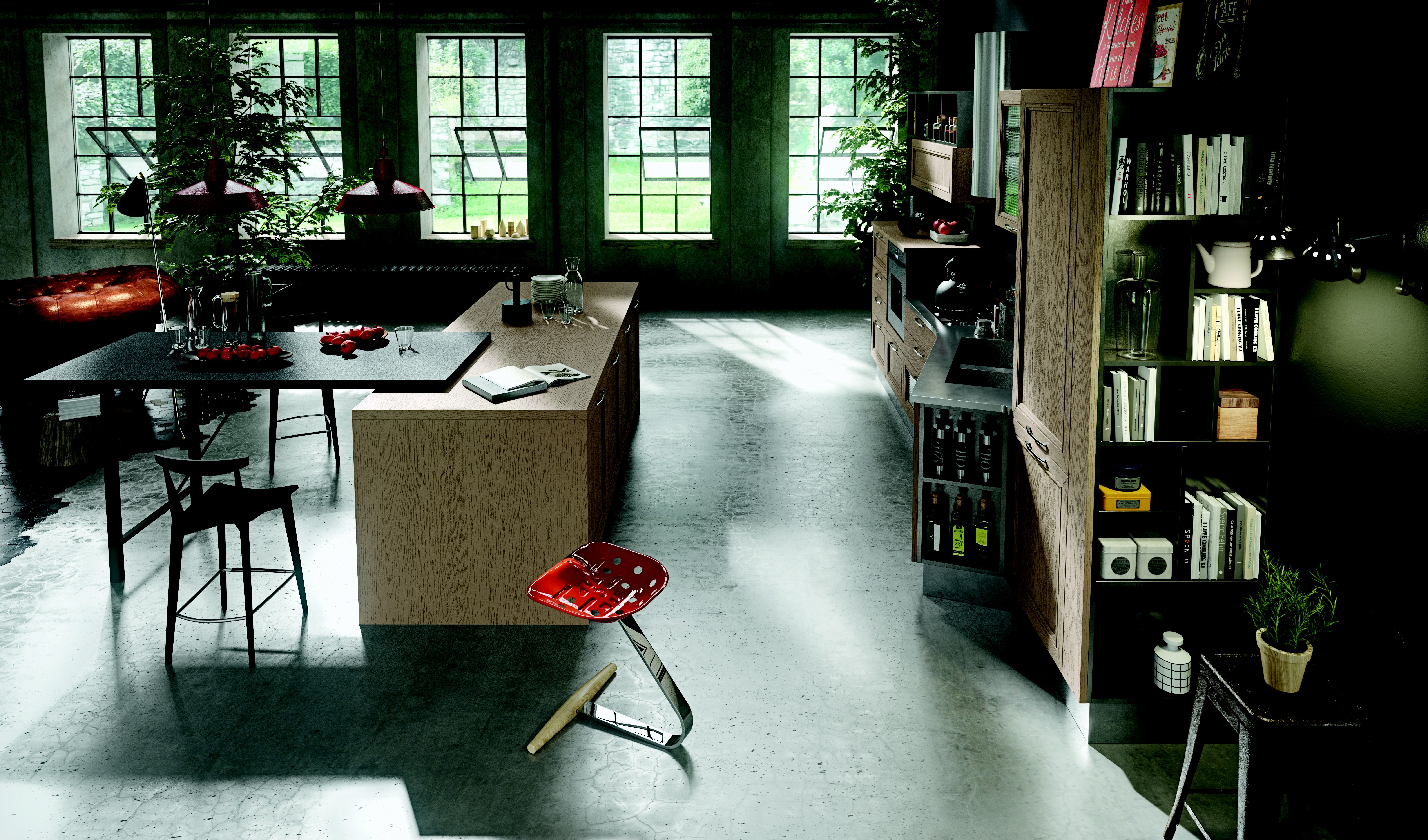 Modelo Magistra: Productos y Servicios de Nexo Cocinas