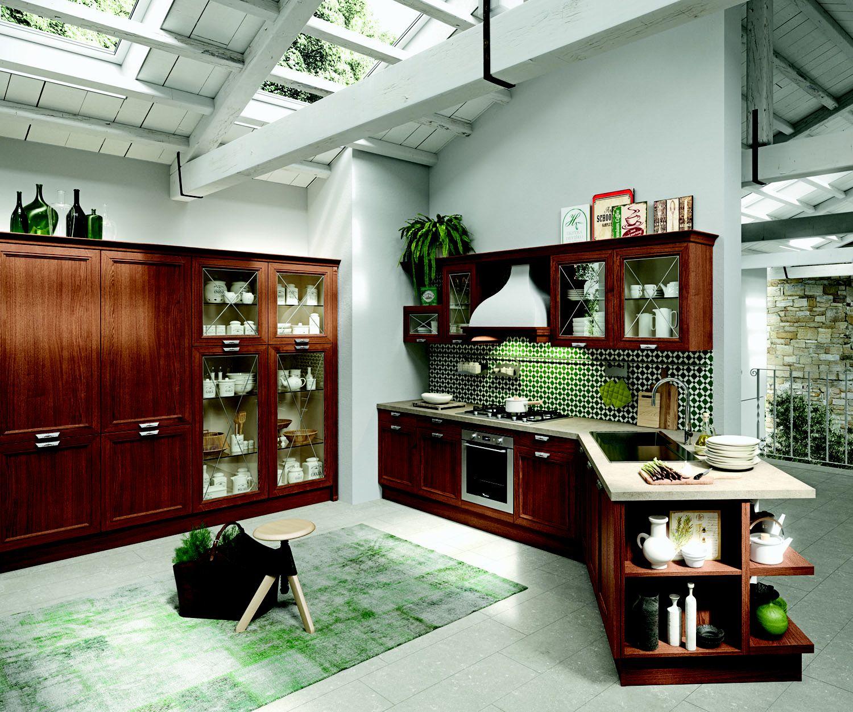 Muebles de cocinas italianas en Granada