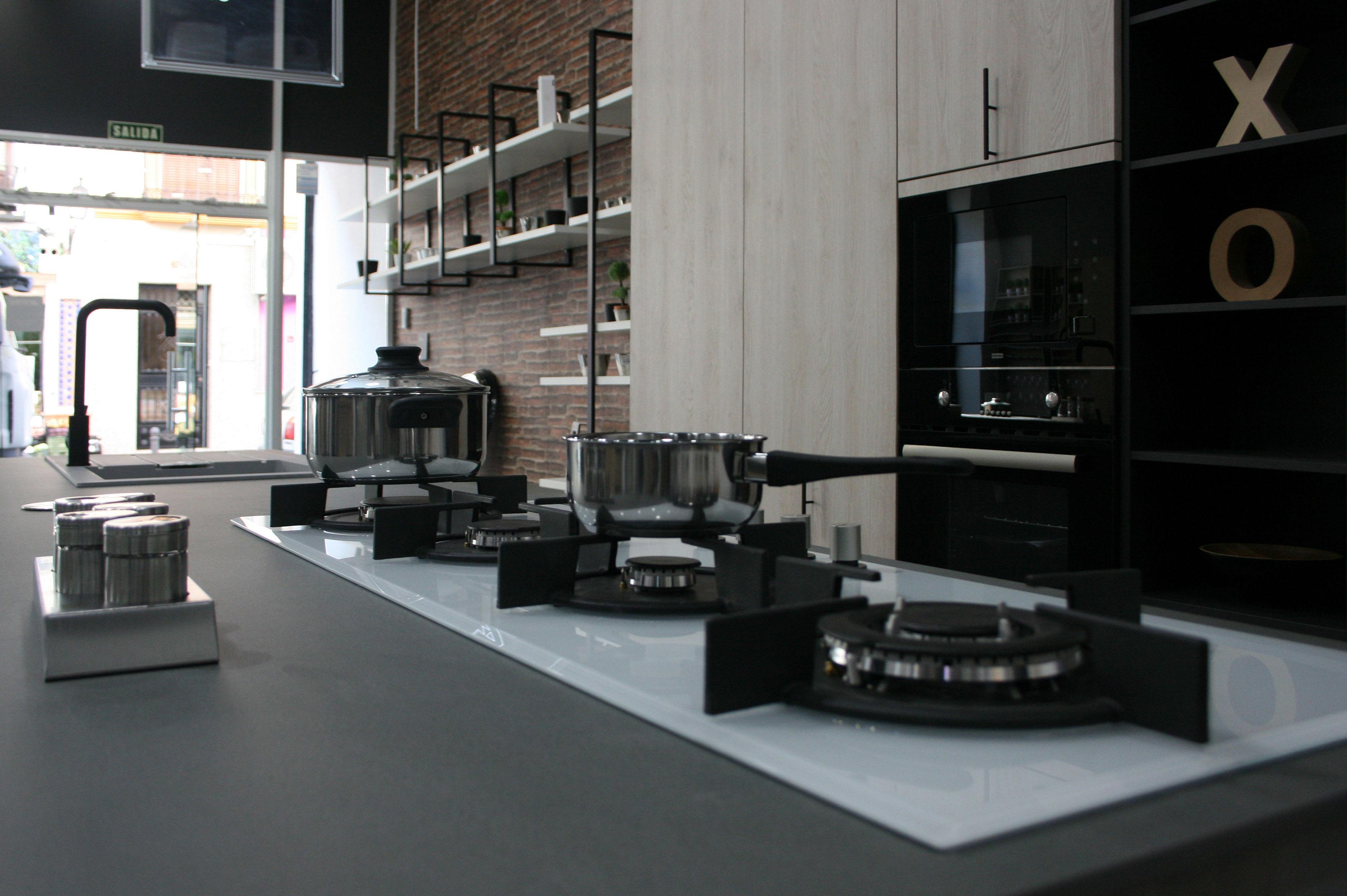 Muebles de cocina a medida Granada