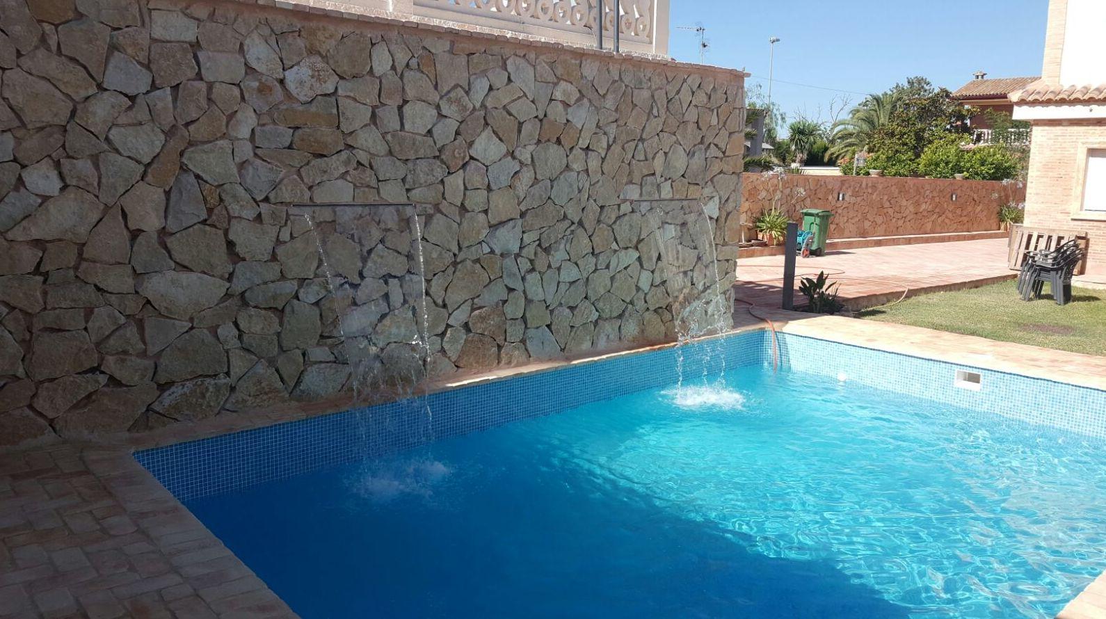 Construcciones de piscinas en Valencia