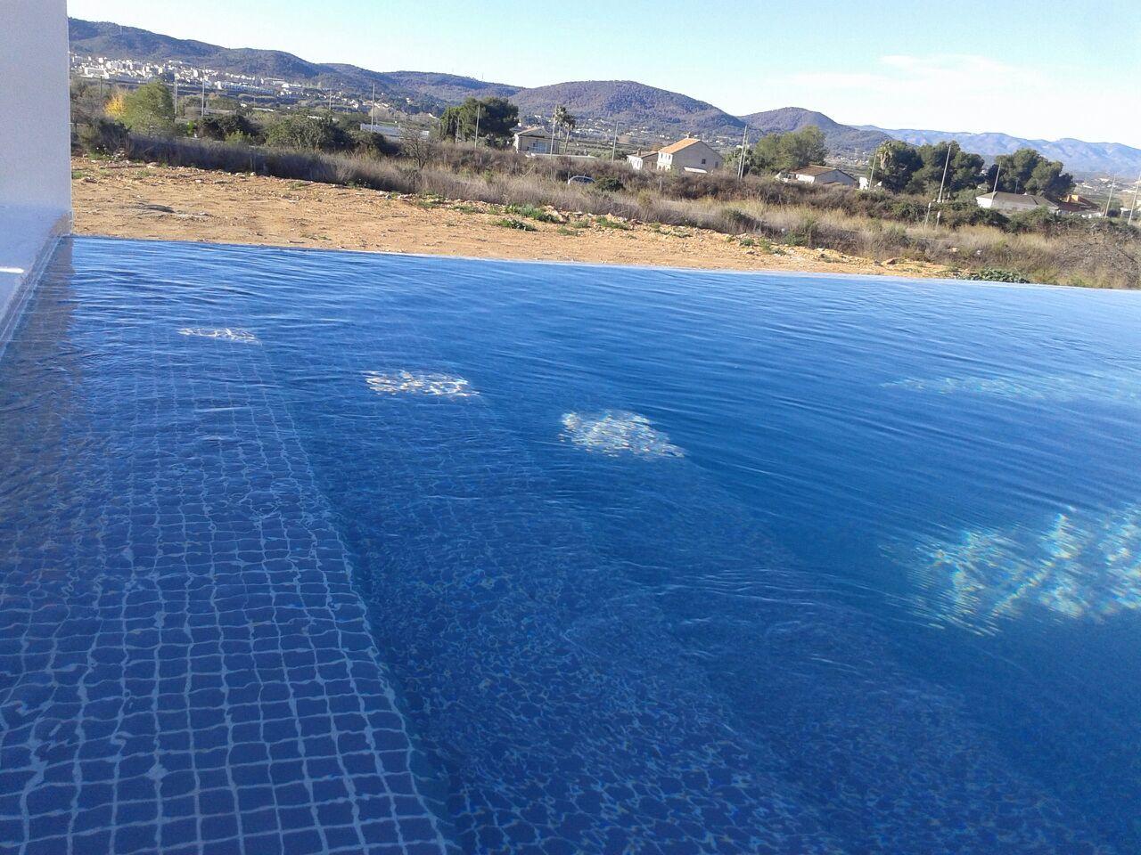 Construcción de piscinas en Valencia