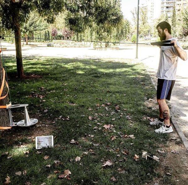 Entrenamientos individuales en Zaragoza