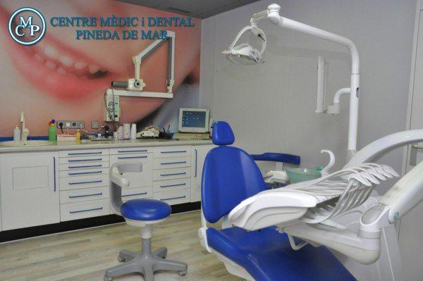 Odontología en Pineda de Mar