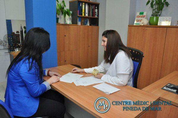 Centro médico y dental en Pineda de Mar