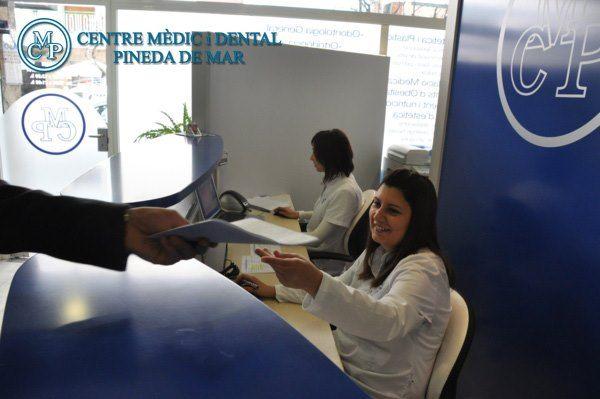 Centro médico en Pineda de Mar