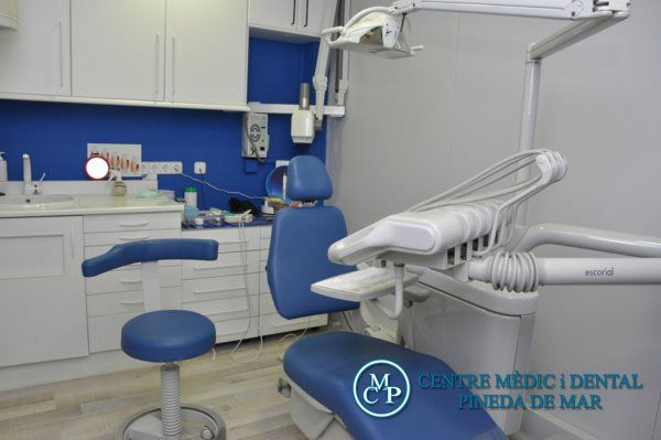 Dentistas en Pineda de Mar