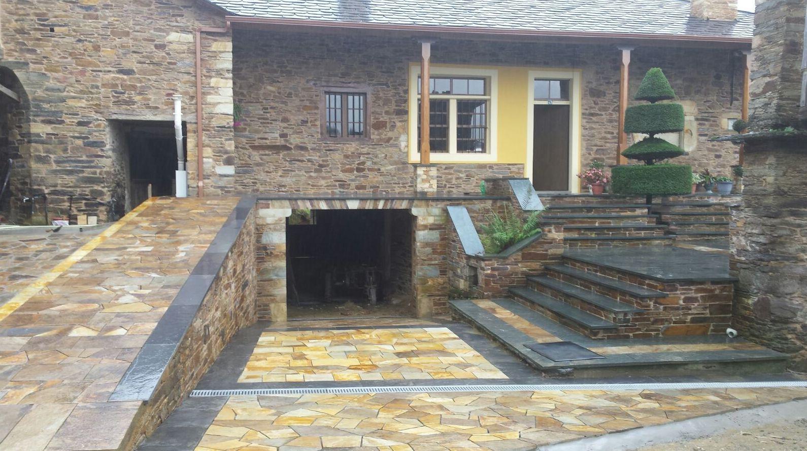 Realización de viviendas en Lugo