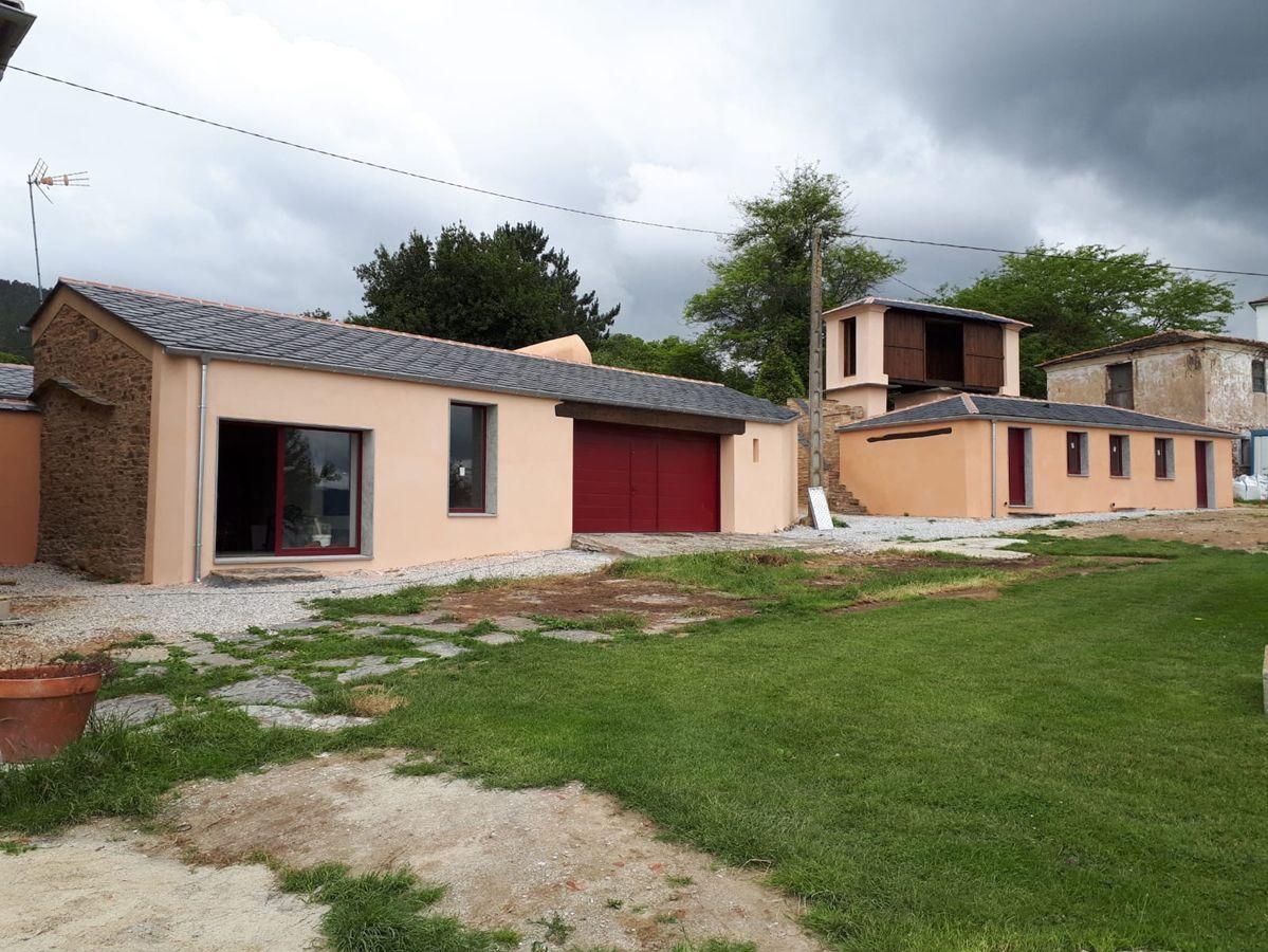 Construcción de viviendas en Lugo