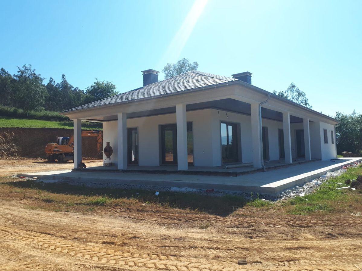 Empresa de construcción de viviendas en Lugo