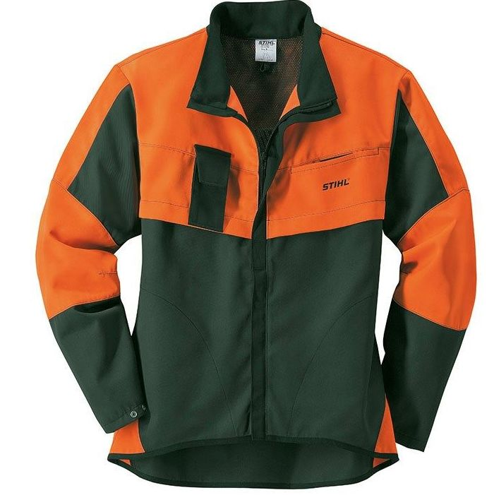 Chaqueta de seguridad ECONOMY PLUS, antracita y color naranja