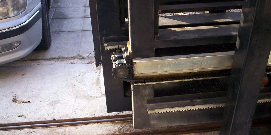 Venta y montaje de automatismos para puertas
