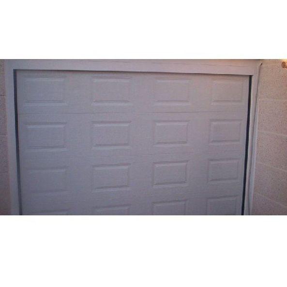Puertas seccionales: Trabajos de R.F.C. Puertas Automáticas