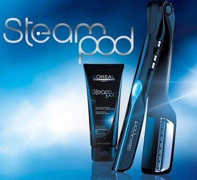 Steam Pod, la Revolución del Peinado, de L'Oreal Professionnel: BLOG de LLONGUERAS MIRASIERRA