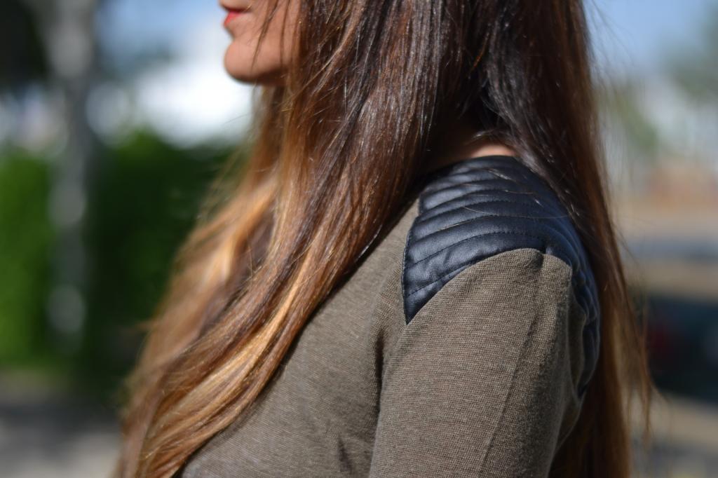 """Auxi, del blog de moda """"En tu Armario me colé"""" confía en Llongueras Mirasierra para cuidar su cabello"""