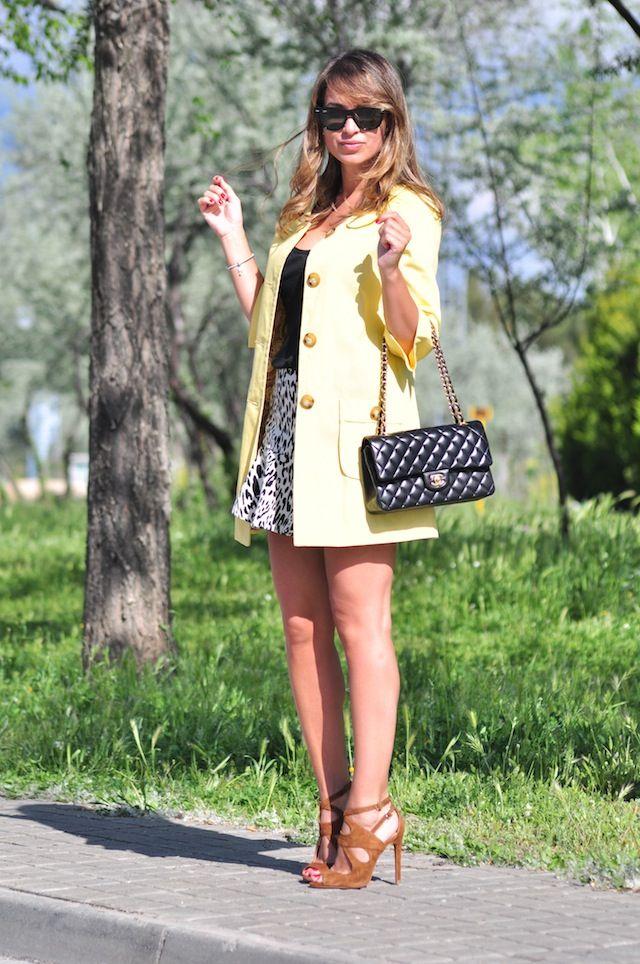 Beatriz, del blog de moda Necklace of Pearls confía en Llongueras Mirasierra para cuidar su cabello