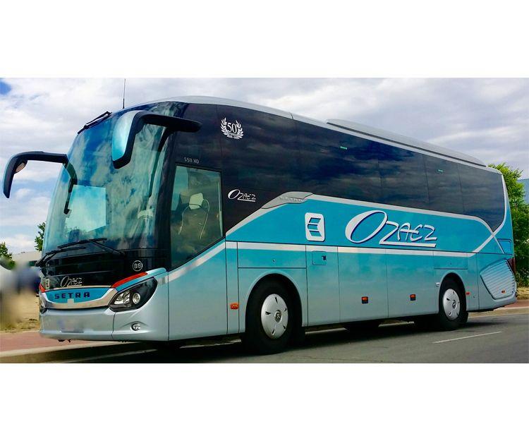 Autocar de 40 plazas