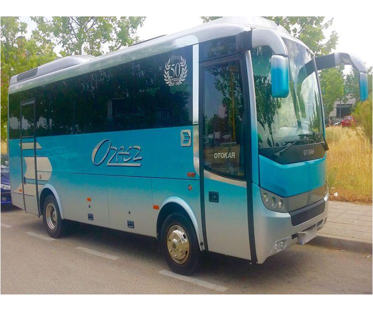 Autocar de 30 plazas
