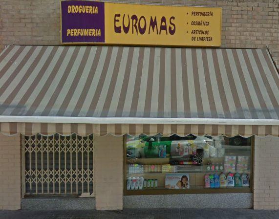 Entrega a domicilio de Artículos de droguería y perfumería en Alicante
