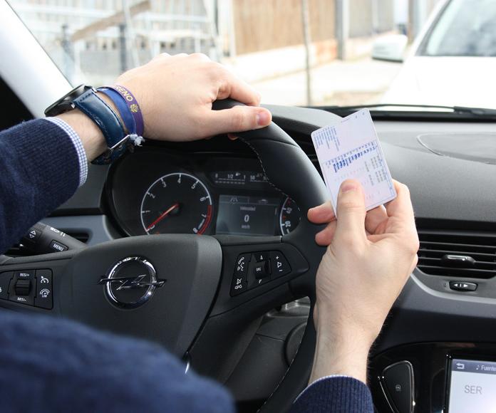 Permisos de conducir: Permisos y certificados de Crm Nueva Segovia