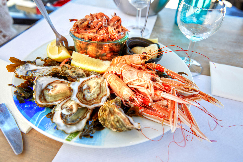 Mariscos | Seafood | Schalentiere: Carta de Restaurante La Tasca