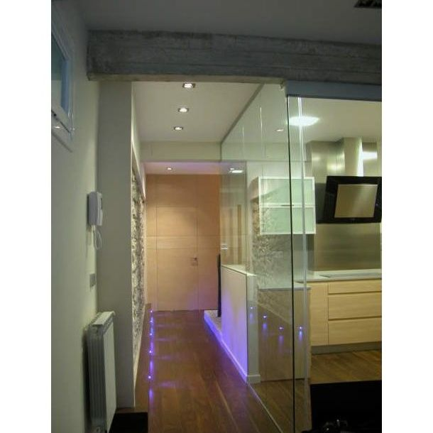 Apartamento centro ciudad 2007: Proyectos de Ricardo Vea Interiorismo y Decoración