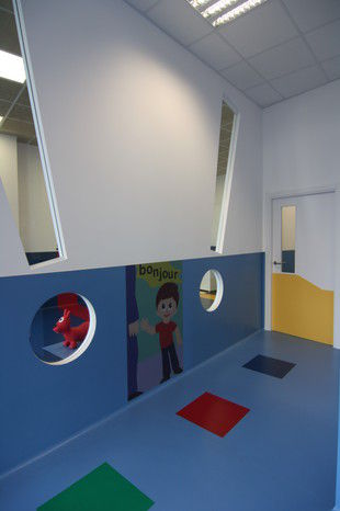 Guardería Tilin Talan Pi@: Proyectos de Ricardo Vea Interiorismo y Decoración