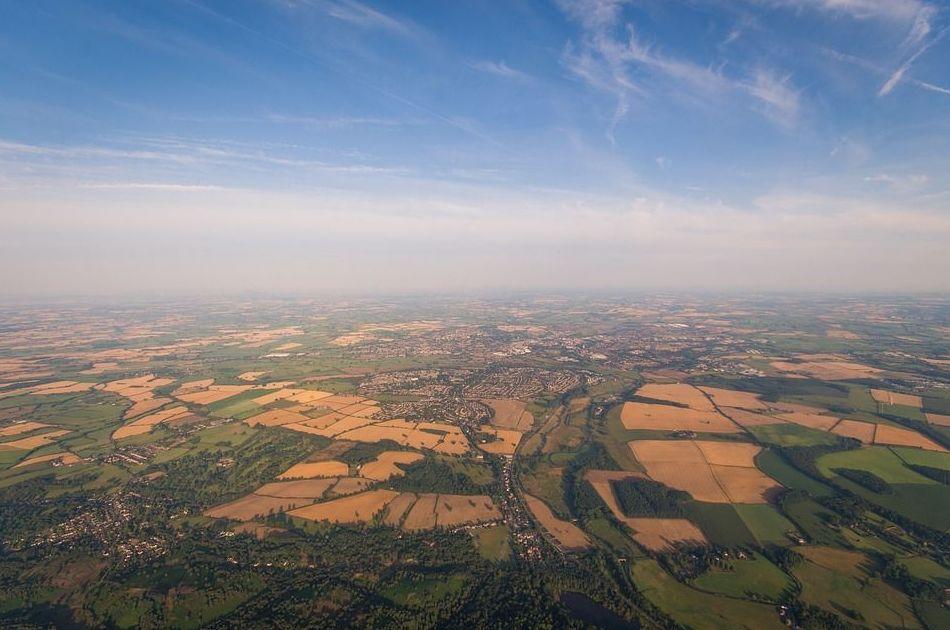Modelo digital del terreno: Servicios de Área Ingenieros