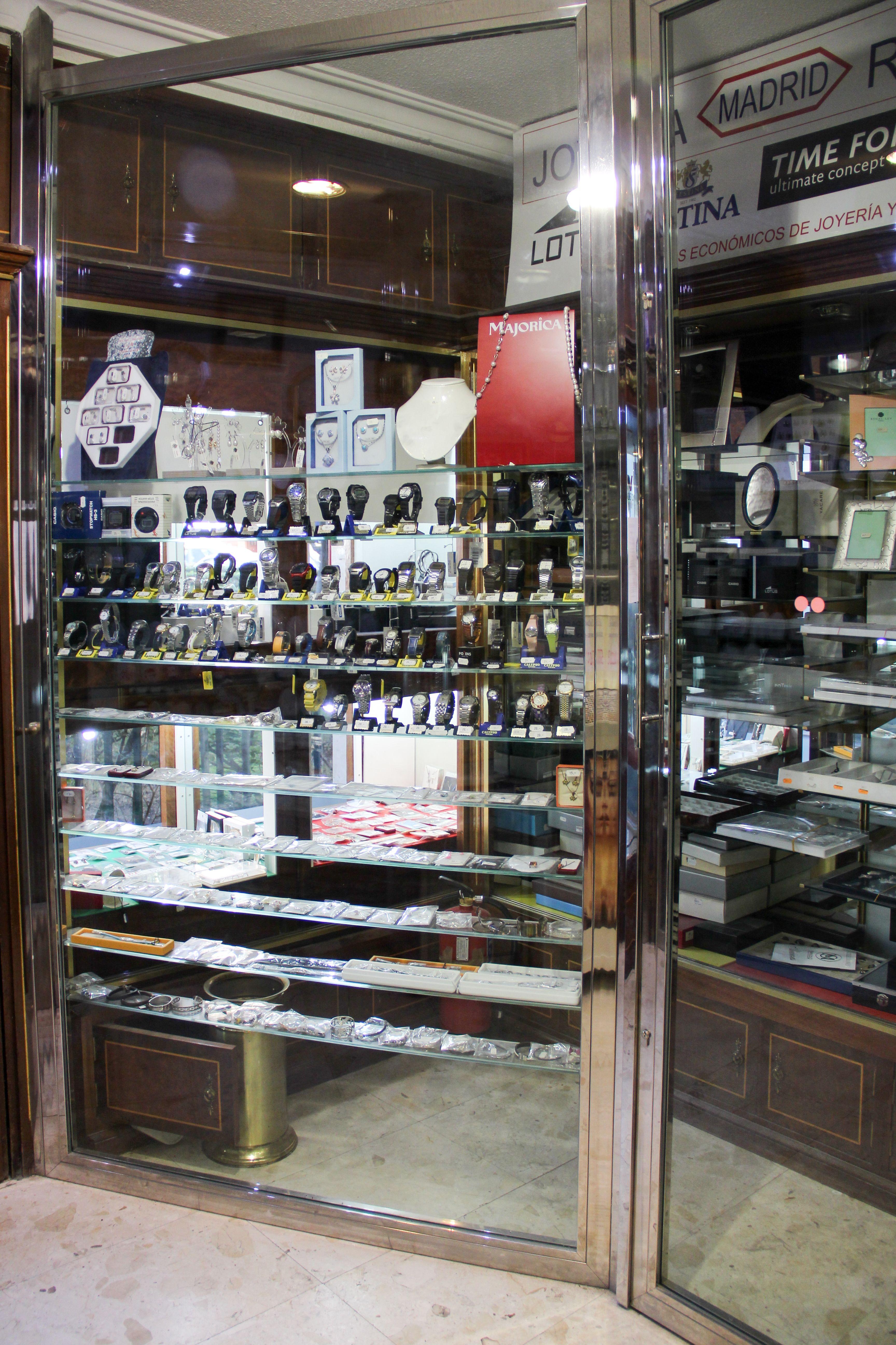 Compra, venta, empeños y préstamos sobre tus joyas