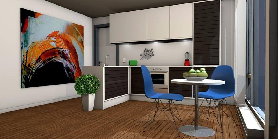 Muebles de cocina de diseño en Hortaleza Madrid