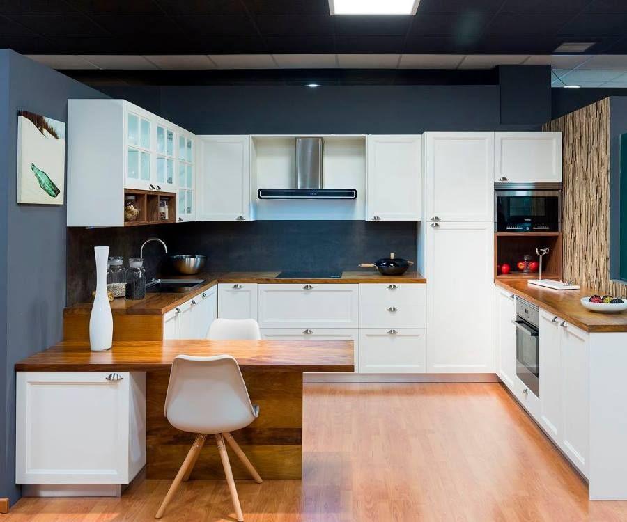 Muebles de cocina de diseño en Arturo Soria