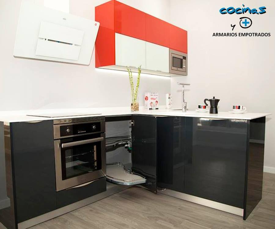 Cocinas modernas en Hortaleza en Madrid