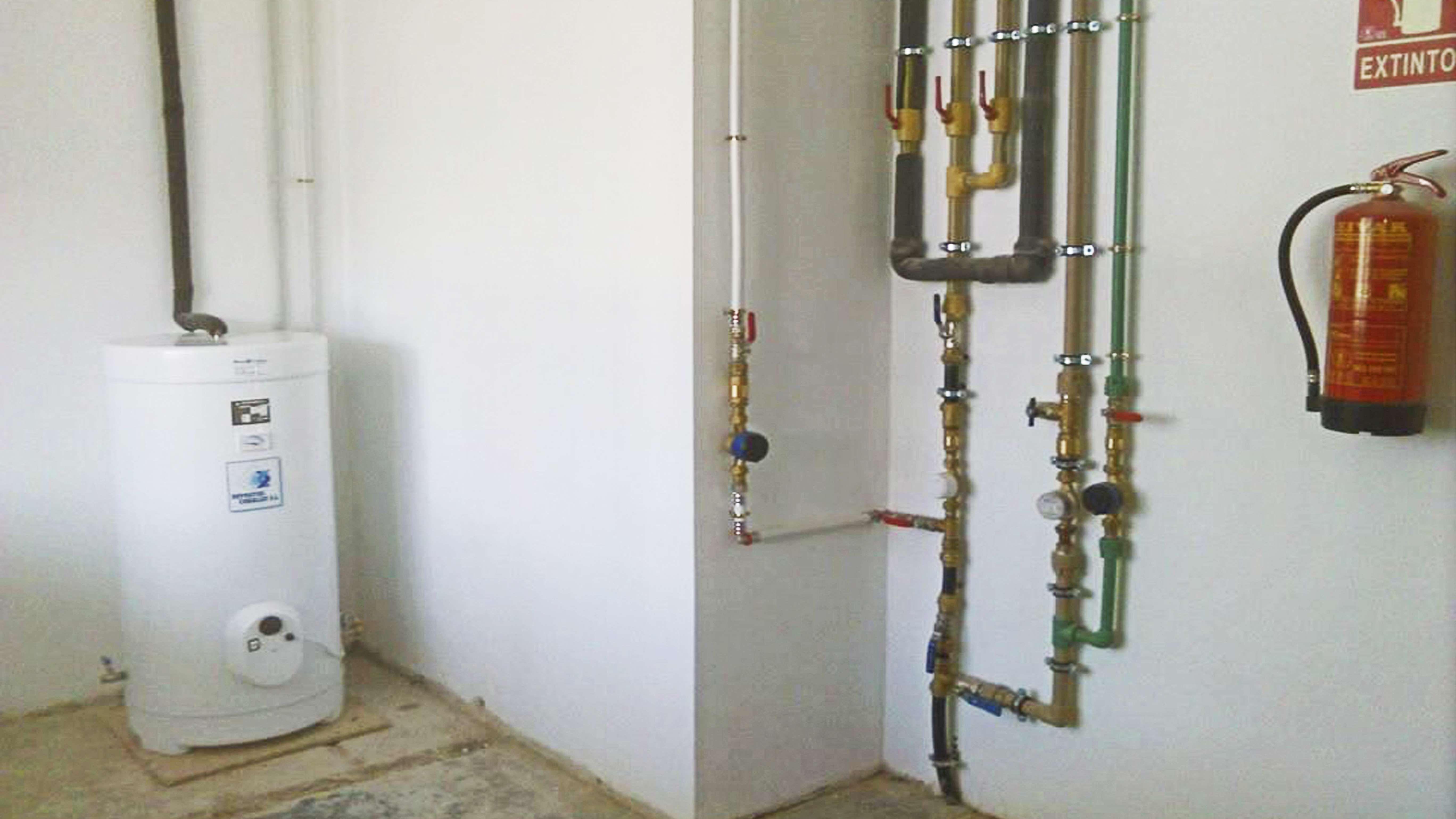 Expertos instaladores de calefacción en Lugo