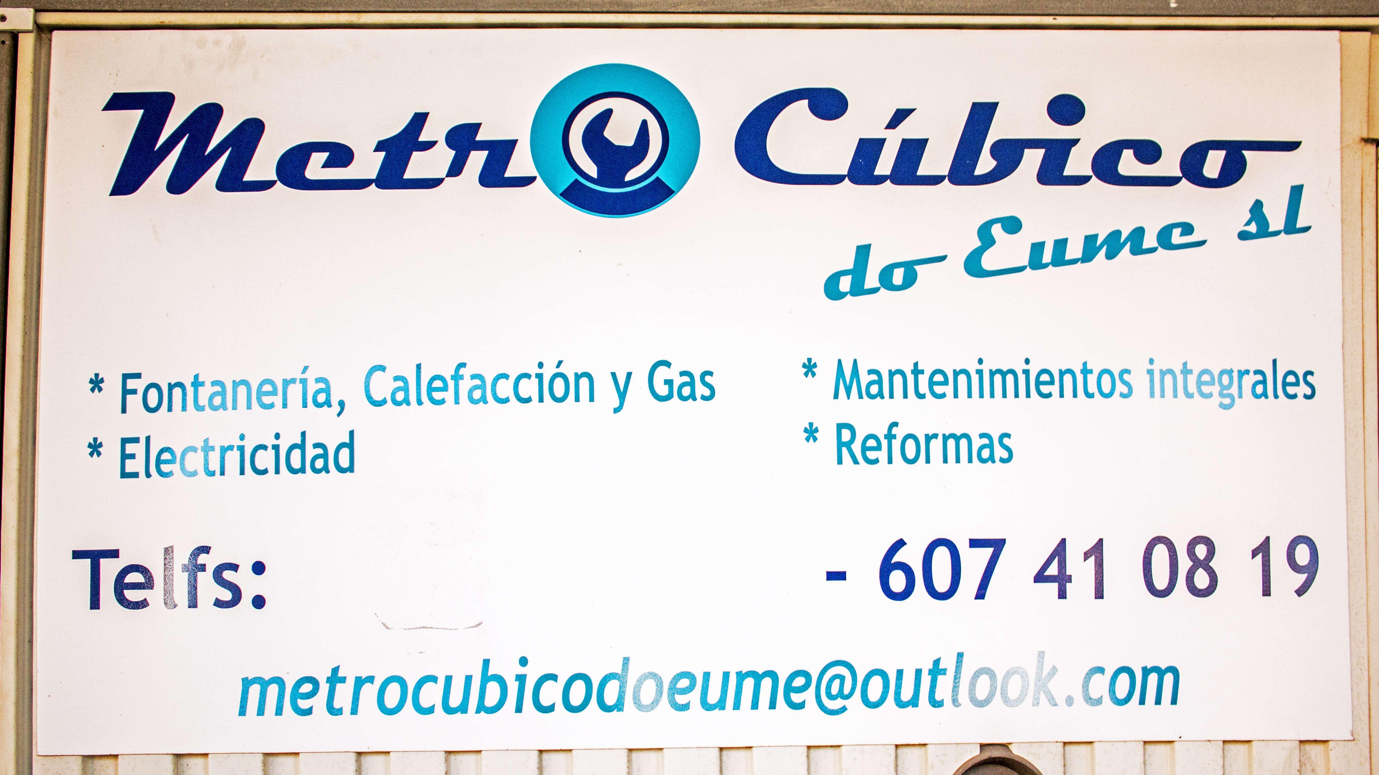 Instalaciones de fontanería, gas y electricidad en Lugo