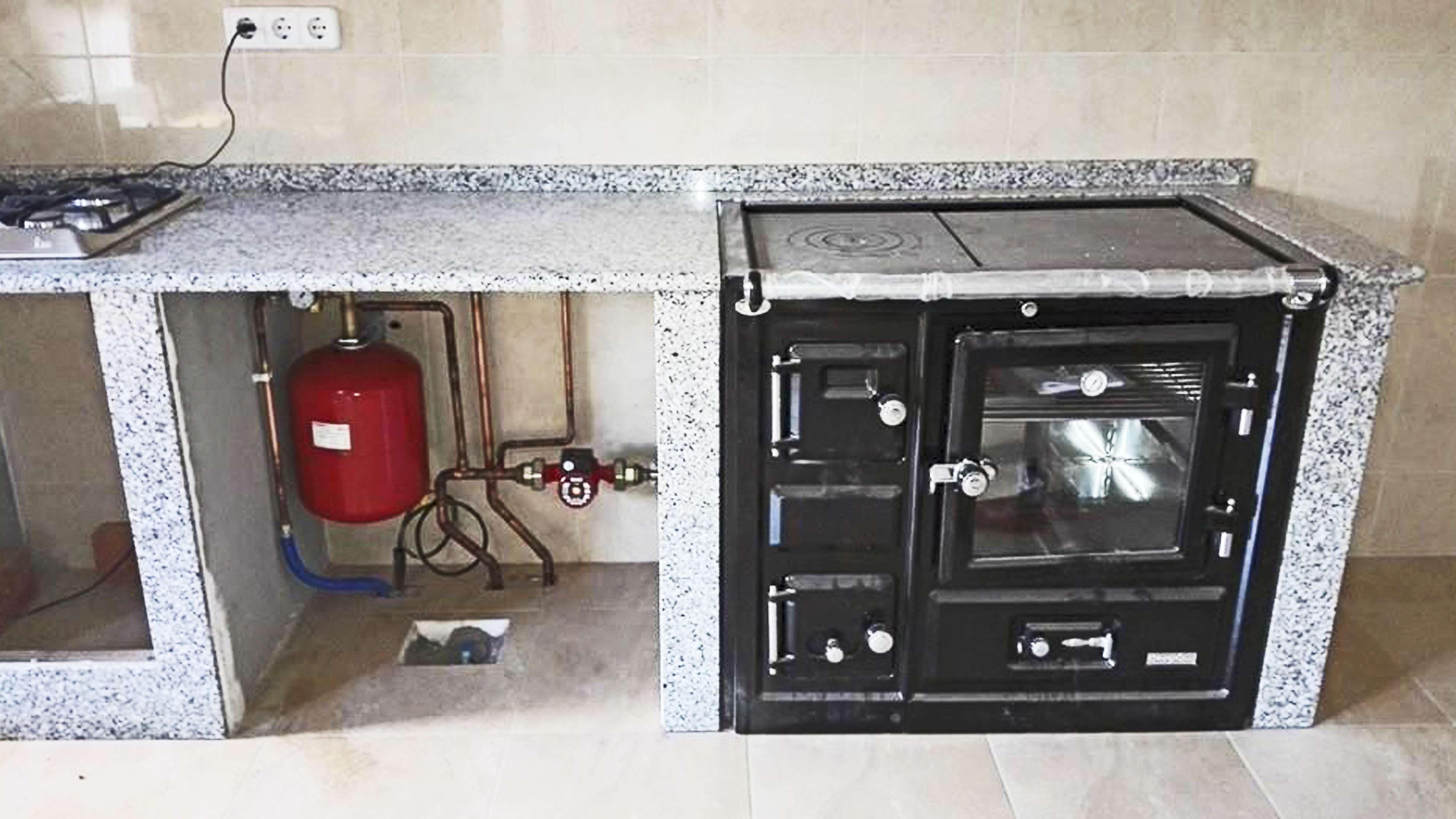 Instalaciones de gas y calefacción en Lugo