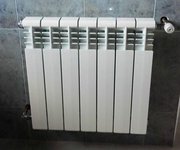 Instalación de radiadores en A Coruña