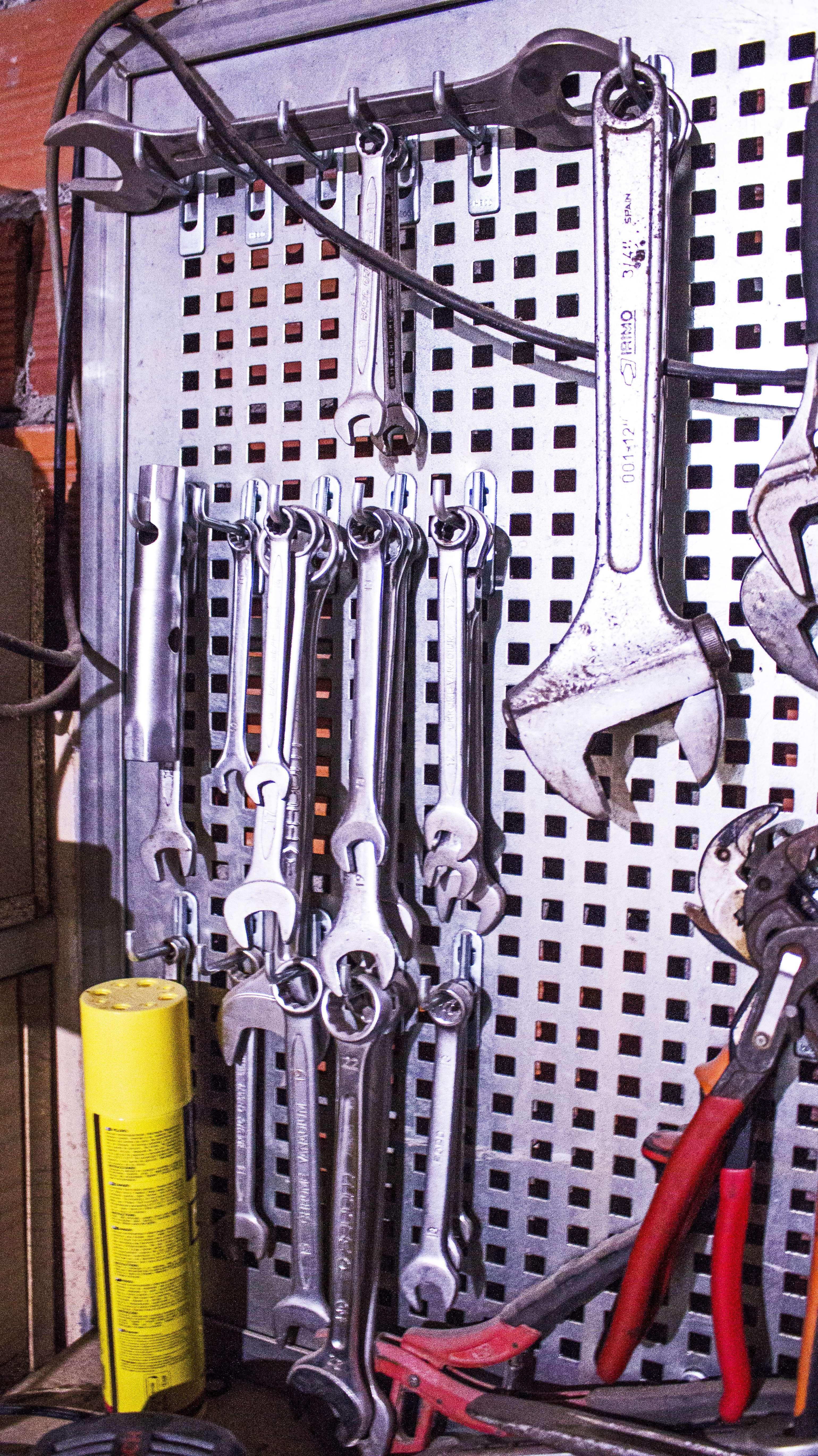 Nuestras herramientas de fontanería en Ferrol