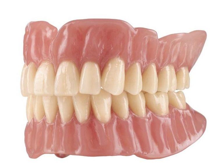 Prótesis Completa: Tratamientos dentales de Clínica Dental Flores