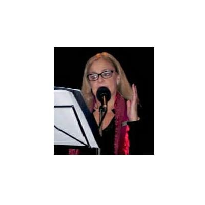 Ana Benegas, nominada para coordinar el Recita Poético por la Paz Nacional