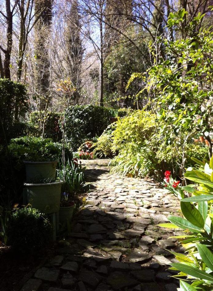 El Romeral de San Marcos, jardines en Segovia