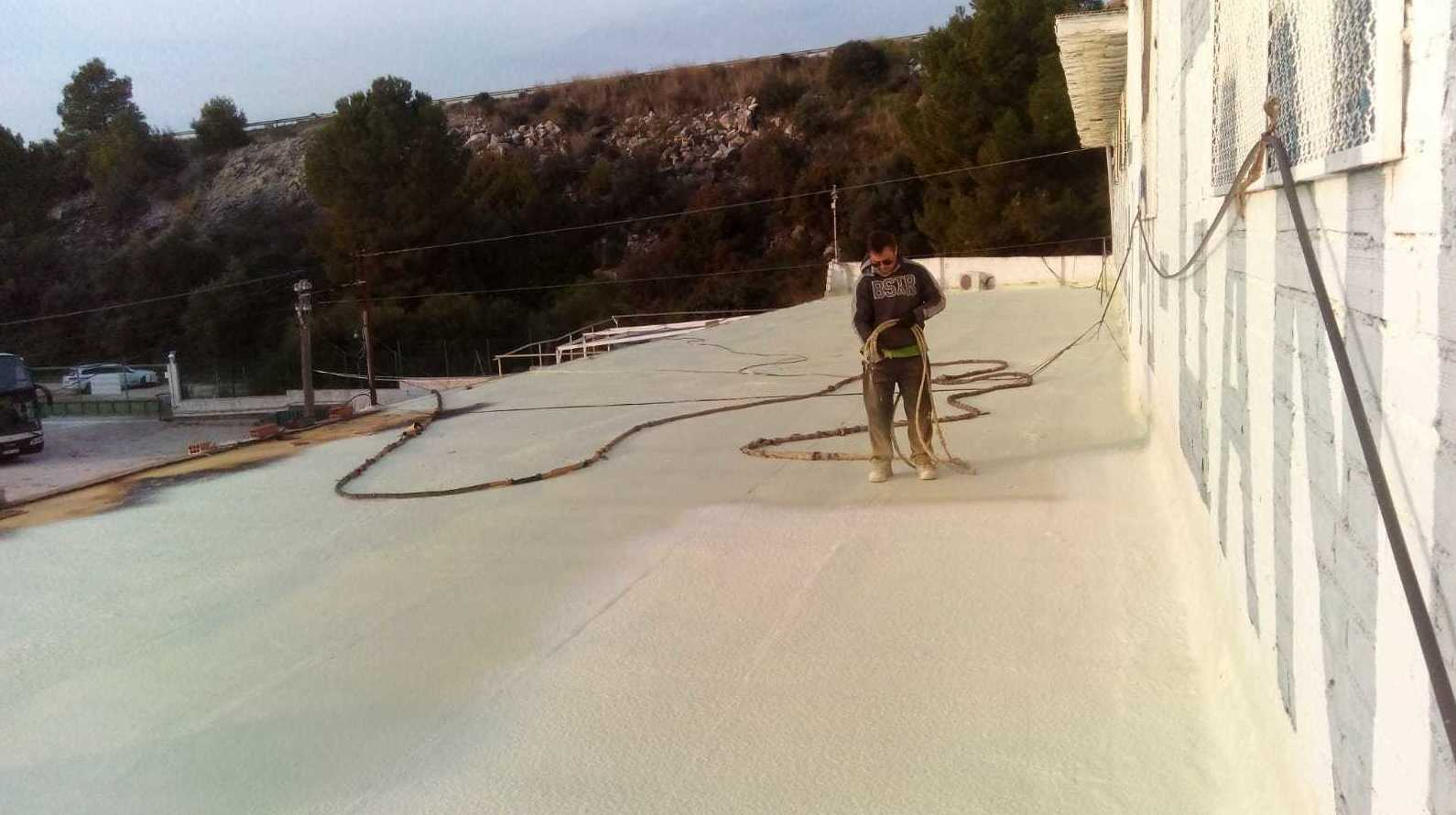 Foto 2 de Aislamientos acústicos y térmicos en Rafelcofer | Aislamientos de Poliuretano Jaime Femenia