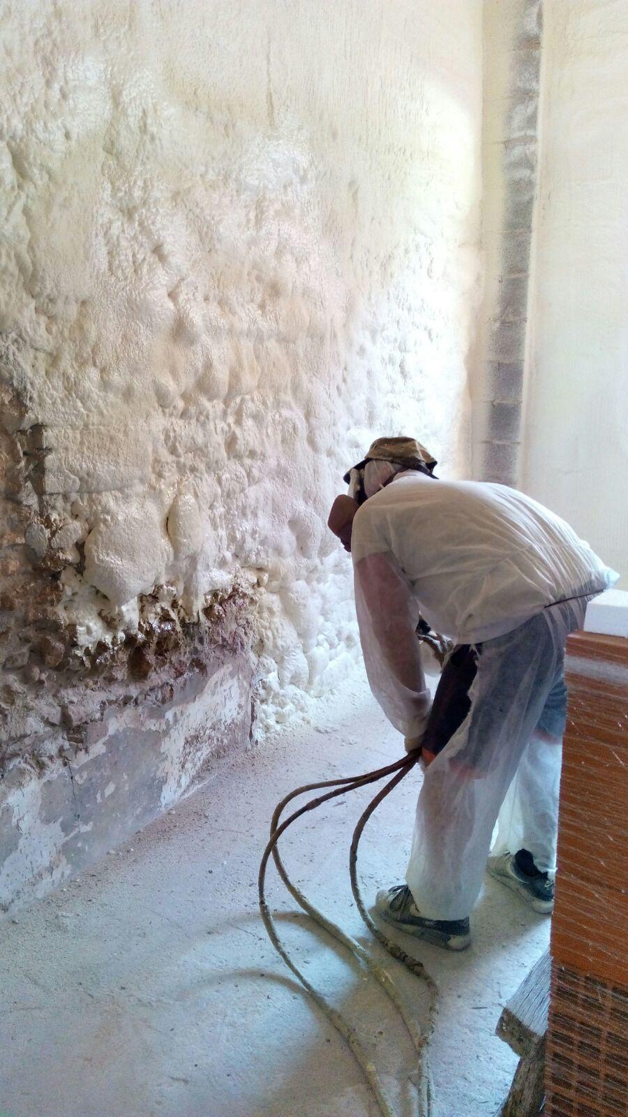 Foto 49 de Aislamientos acústicos y térmicos en Rafelcofer | Aislamientos de Poliuretano Jaime Femenia