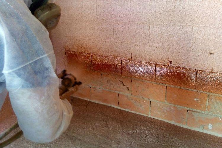 Aislamientos con poliuretano en Valencia