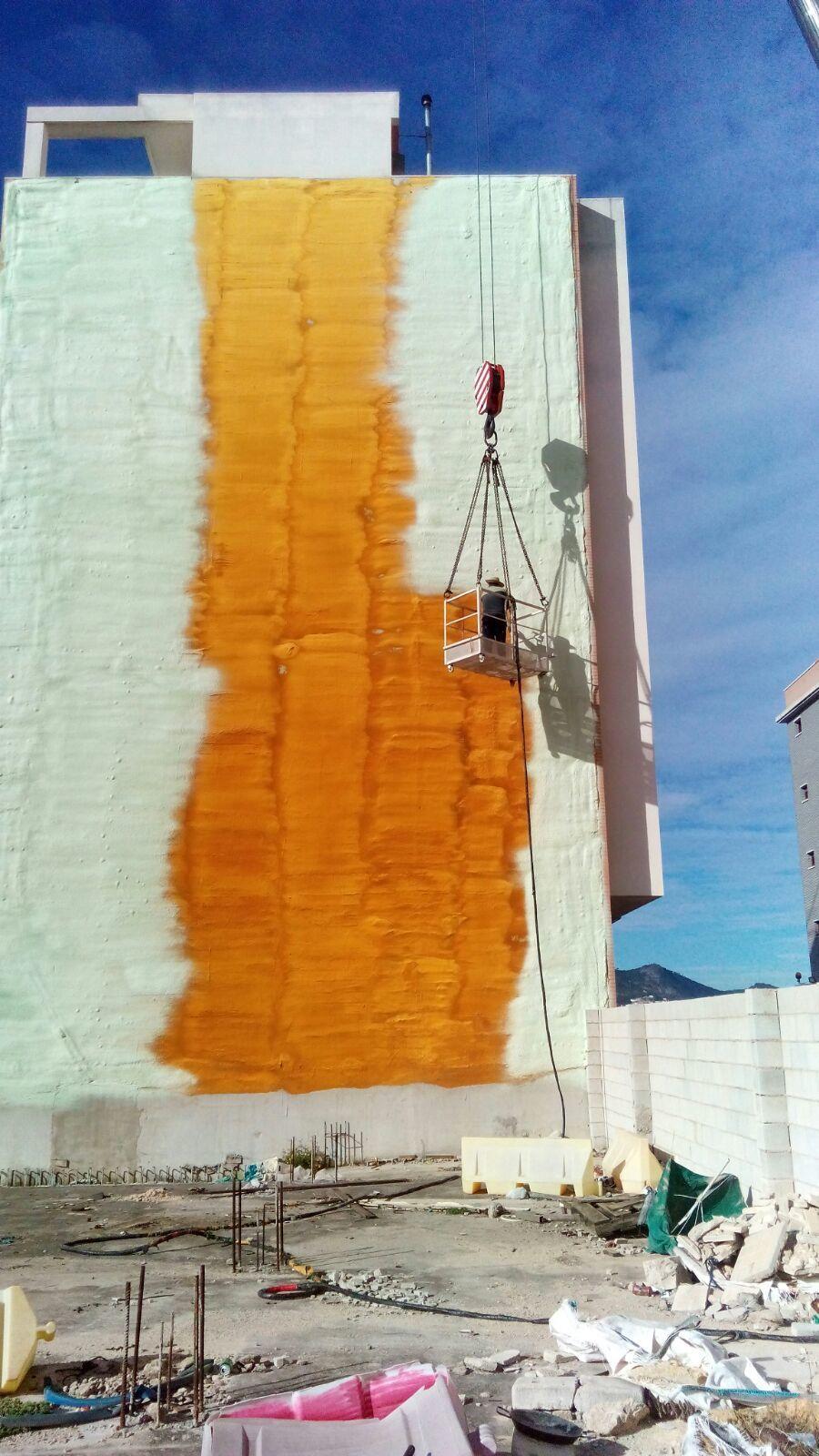 Foto 27 de Aislamientos acústicos y térmicos en Rafelcofer | Aislamientos de Poliuretano Jaime Femenia