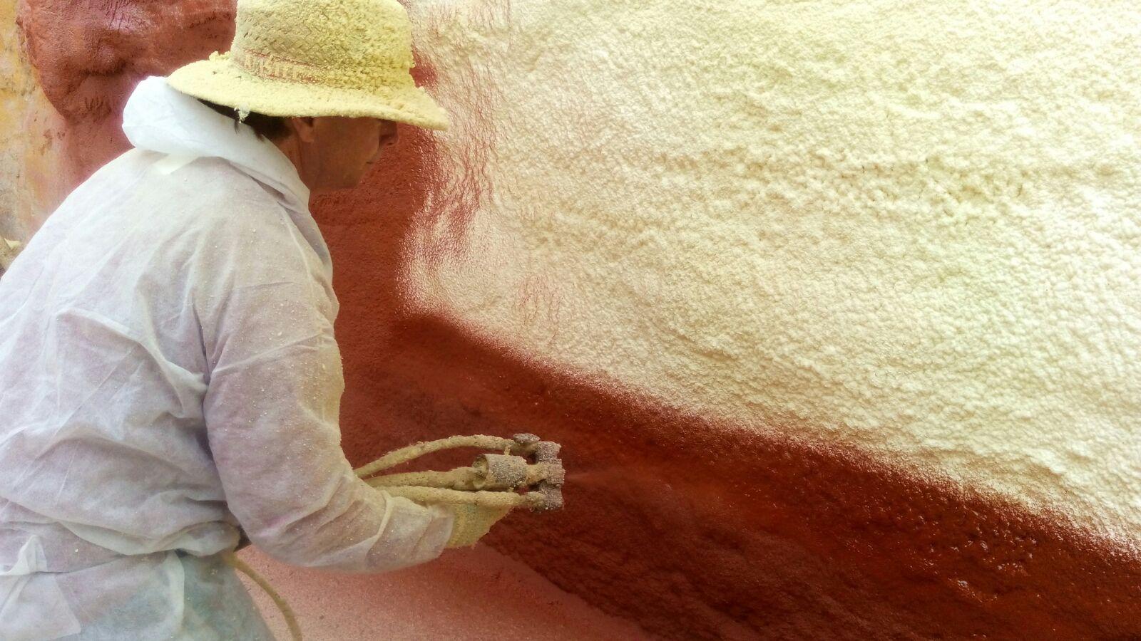 Aislamientos térmicos con poliuretano: Servicios  de Aislamientos de Poliuretano Jaime Femenia