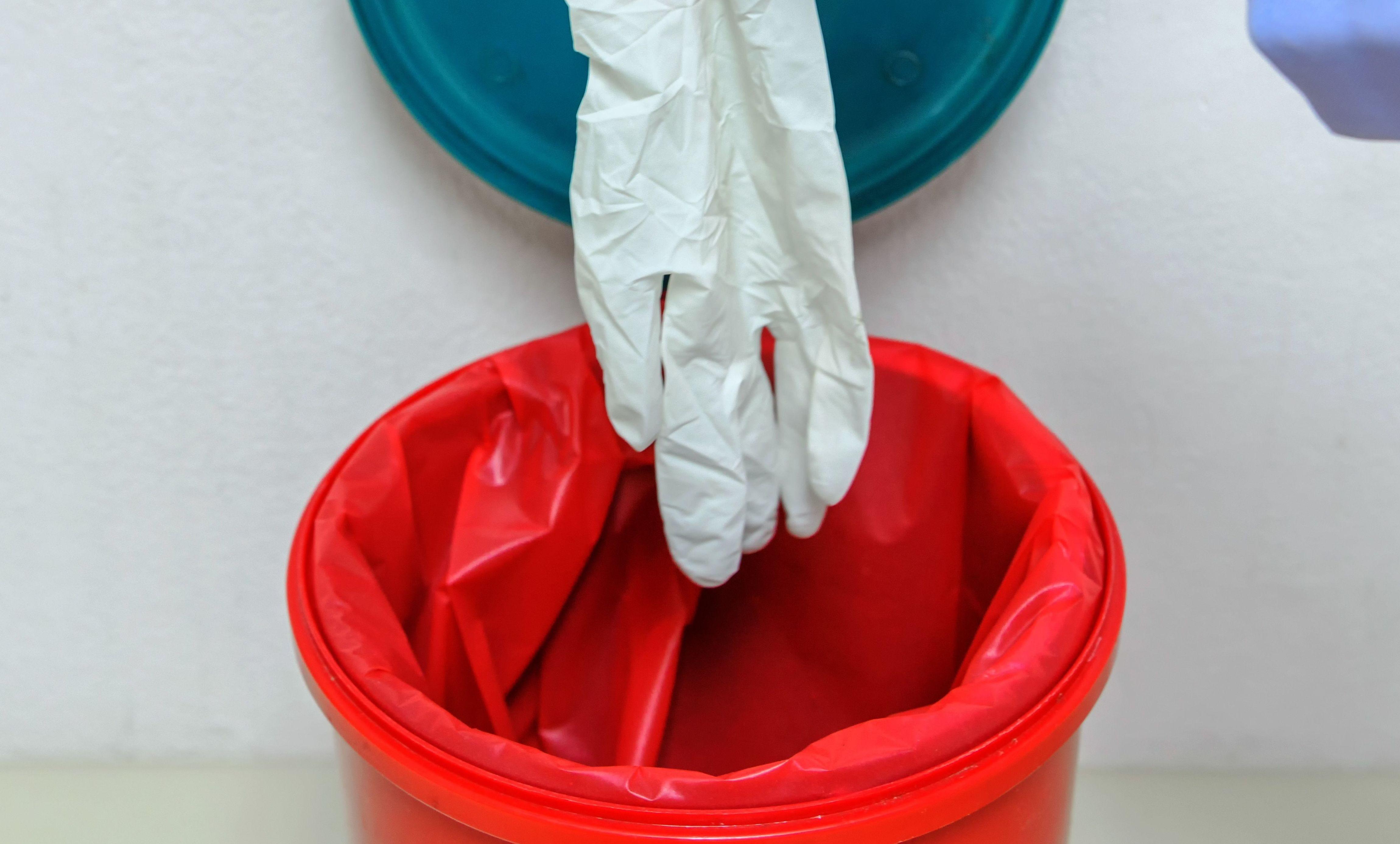 Bolsas para residuos médicos en Madrid