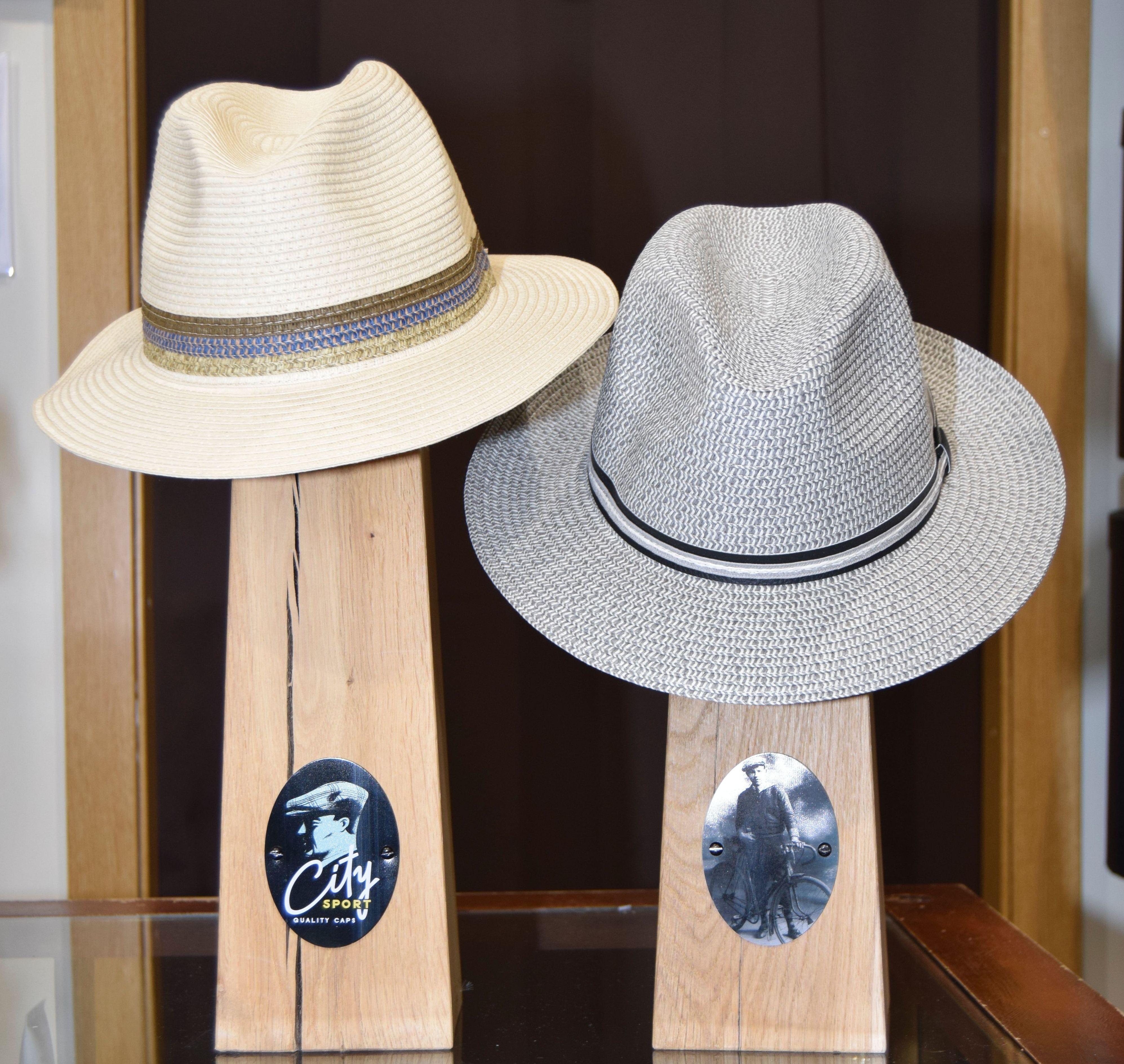 Sombrero papel: Catálogo de Sombrerería Citysport