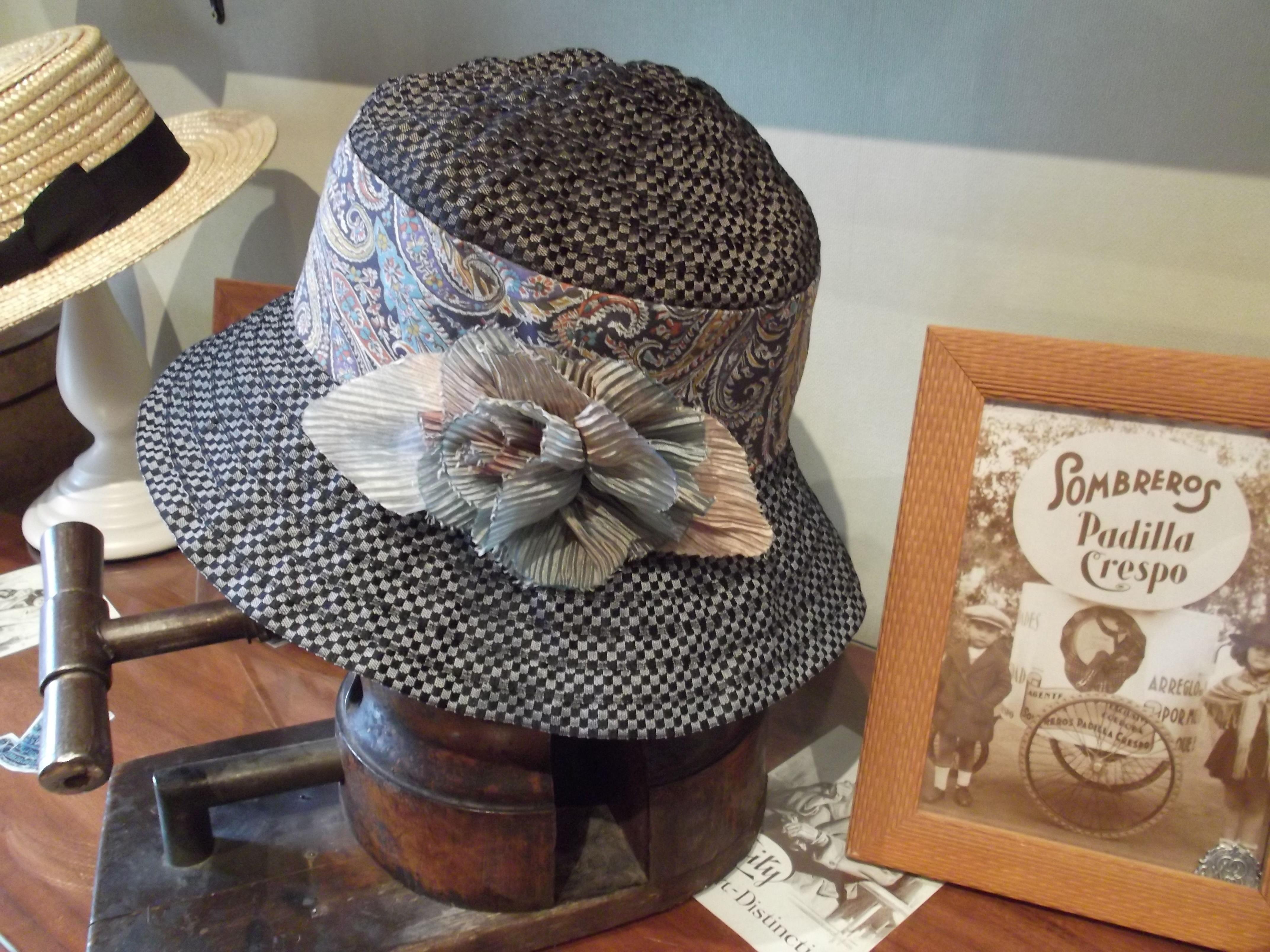 Sombrero banda cachemir: Catálogo de Sombrerería Citysport