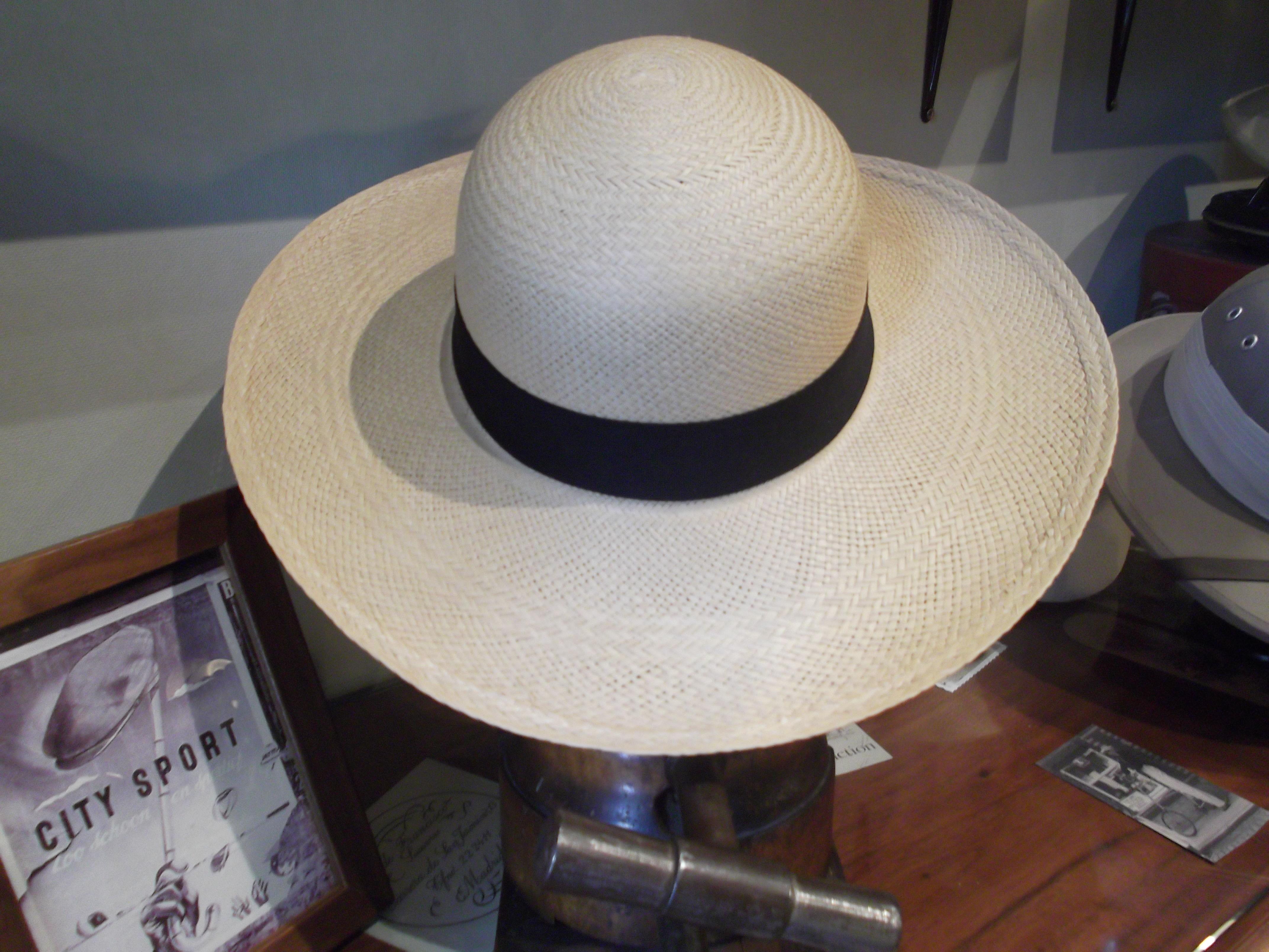 Pamela clásica panamá: Catálogo de Sombrerería Citysport