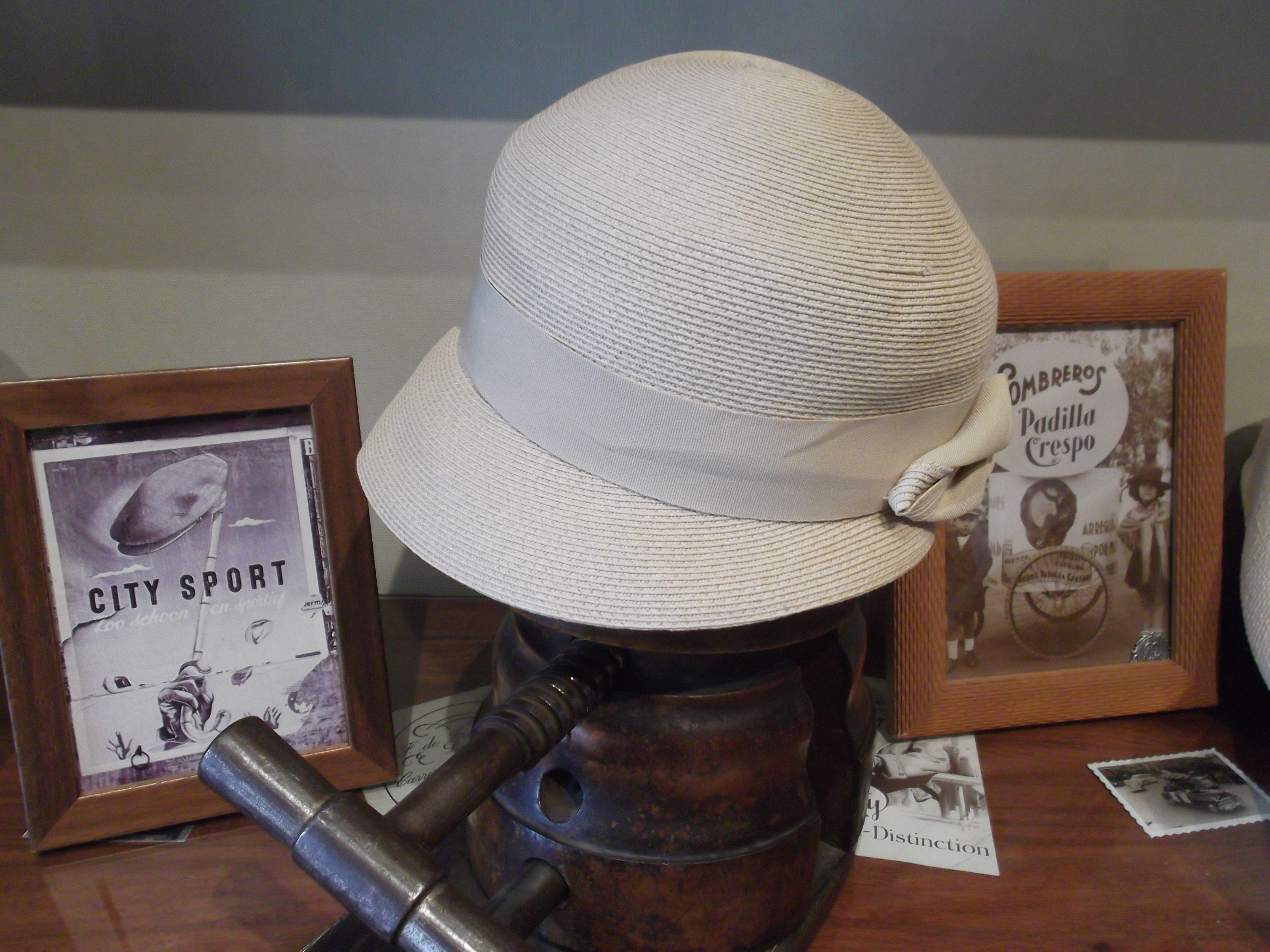 Sombrero visera: Catálogo de Sombrerería Citysport