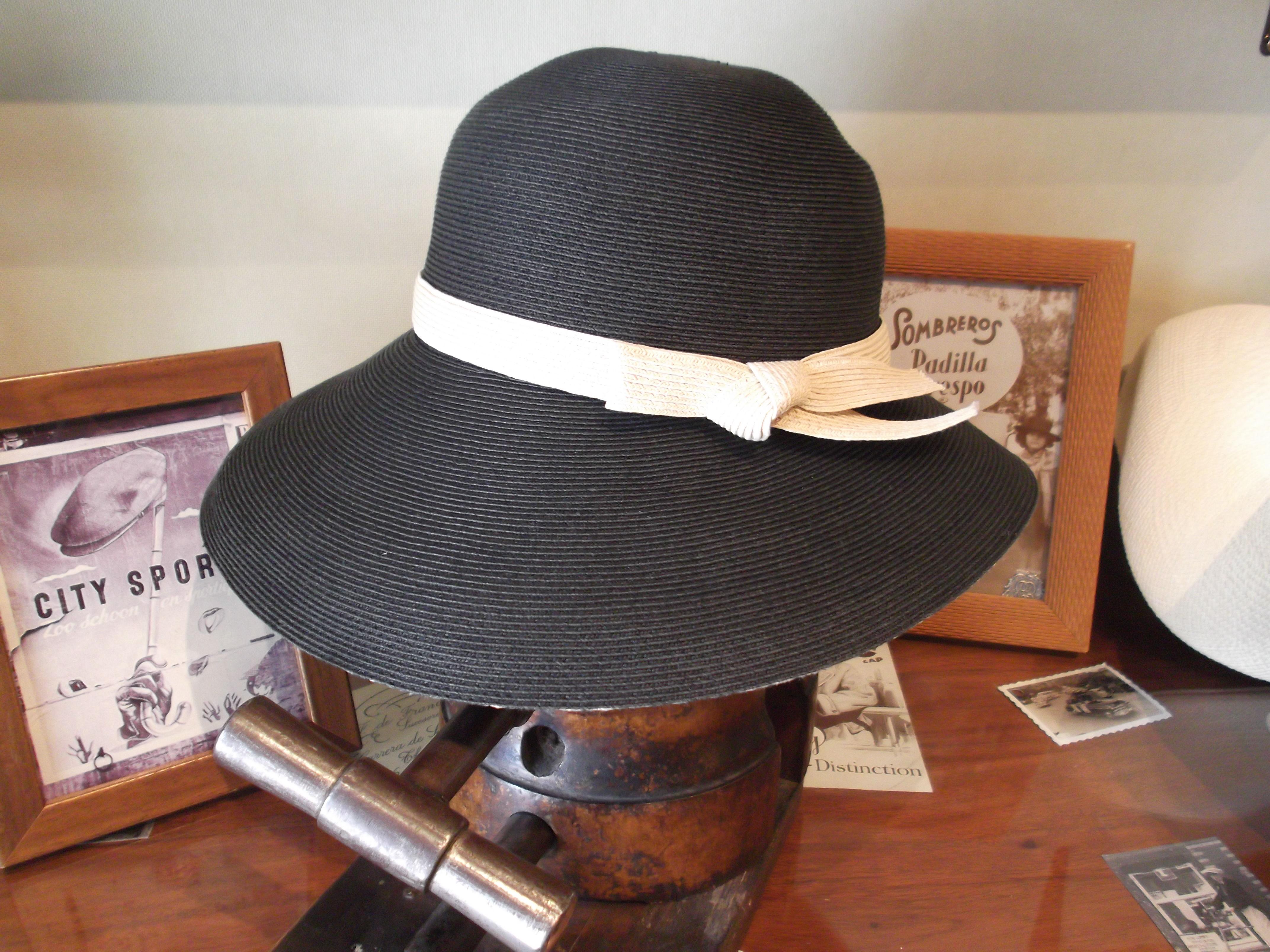 PAMELA NEGRA: Catálogo de Sombrerería Citysport